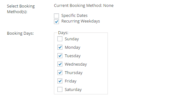 Turn your WooCommerce store into a booking platform - Booking methods