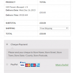 Product Delivery Date Pro