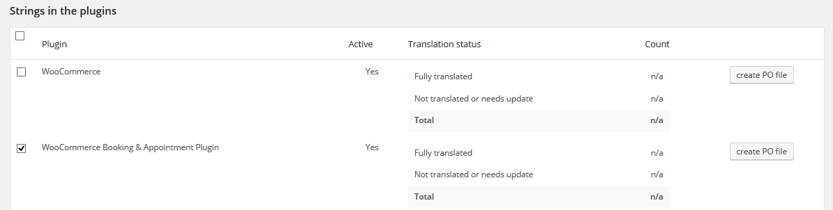 Setup bookable products with WPML and WooCommerce - String Translation