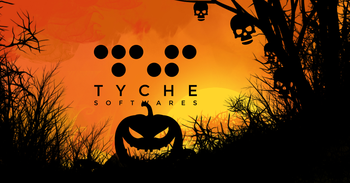 Happy Halloween from Tyche Softwares!