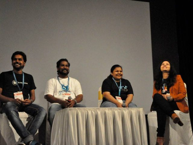 WordCamp Mumbai 2017 - Happy Panel