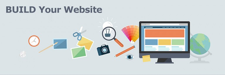 How to start an Ecommerce Business- Build your Website
