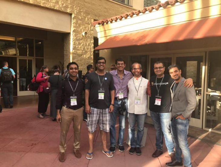 Reliving The PressNomics Experience - WordPress Founders from India
