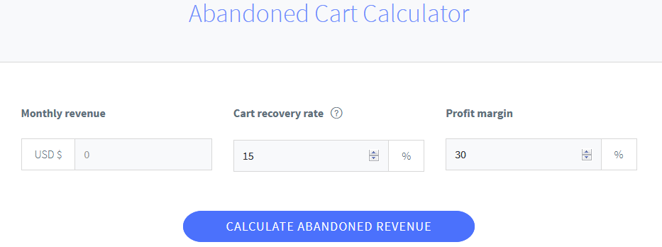 The Science of Abandoned Carts - by BigCommerce. An interesting perspective!