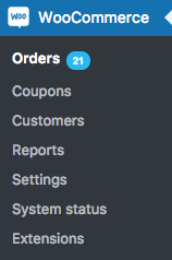Hide the Processing orders count from WooCommerce Orders menu - WooCommerce Orders Menu Count
