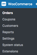 Hide the Processing orders count from WooCommerce Orders menu - WooCommerce Orders Menu Without Count