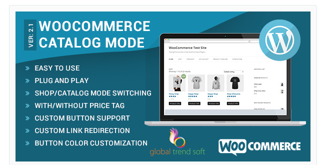 Best Free & Premium WooCommerce plugins - WooCommerce Catalog Mode