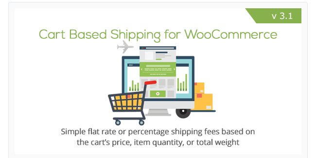 Best Free & Premium WooCommerce plugins - Cart Based Shipping for WooCommerce