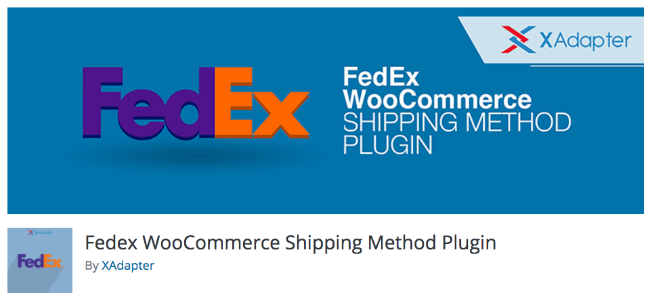 Best Free & Premium WooCommerce plugins - Fedex WooCommerce Shipping Method Plugin