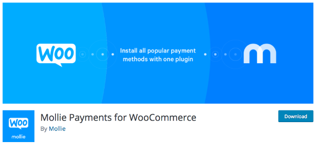 Best Free & Premium WooCommerce plugins - Mollie Payments