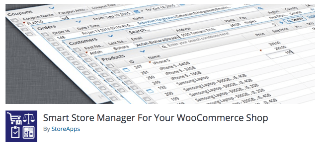Best Free & Premium WooCommerce plugins - Smart Store Manager