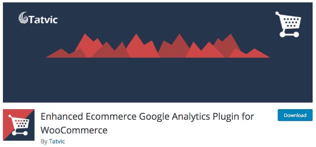 Best Free & Premium WooCommerce plugins - Enhanced Ecommerce Google Analytics Plugin for WooCommerce