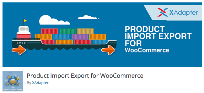 Best Free & Premium WooCommerce plugins - Product Import Export for WooCommerce