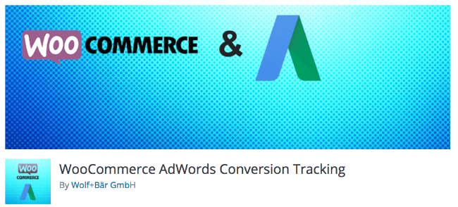 Best Free & Premium WooCommerce plugins - WooCommerce AdWords Conversion Tracking