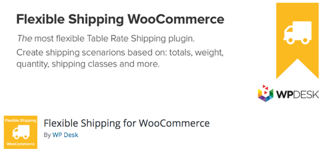 Best Free & Premium WooCommerce plugins - Flexible Shipping for WooCommerce