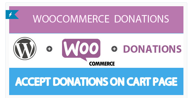 Best Free & Premium WooCommerce plugins - WooCommerce Donations