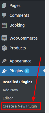 Create a New Plugin