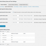 Order Delivery Date Pro for WooCommerce | tychesoftwares.com