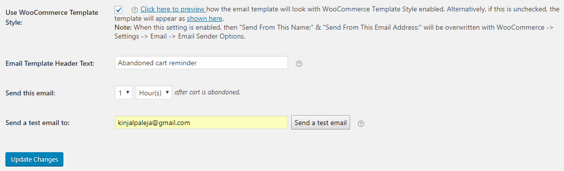 Understanding The Default Email Template Of Abandoned Cart Lite For