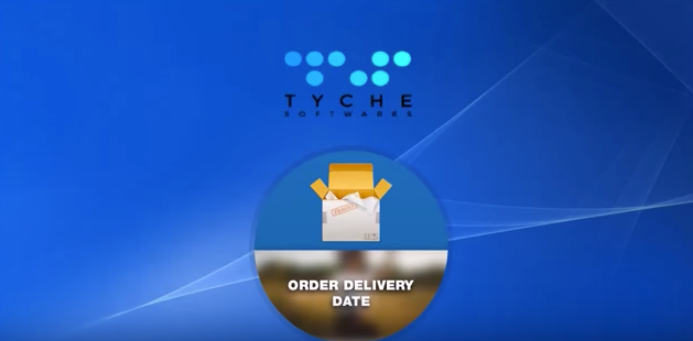 Order Delivery Date