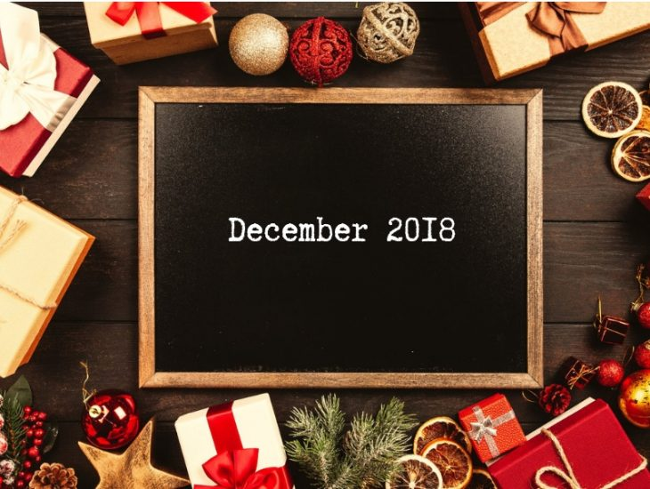 Santa Came Calling: December 2018 at Tyche   tychesoftwares.com