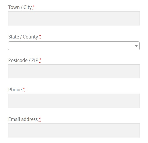 Make fields required or optional on the WooCommerce Checkout page - Make Phone number field optional