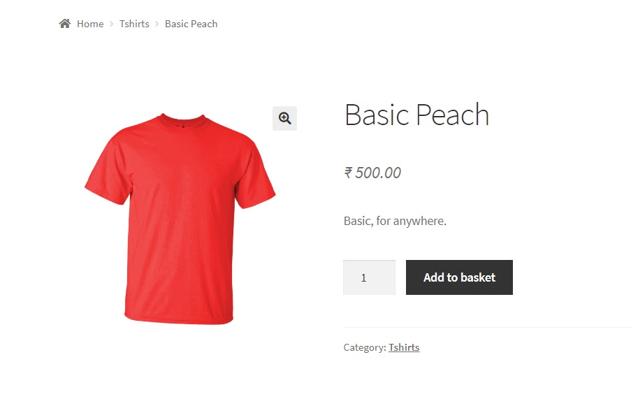 How to format WooCommerce prices - Italic Product Price