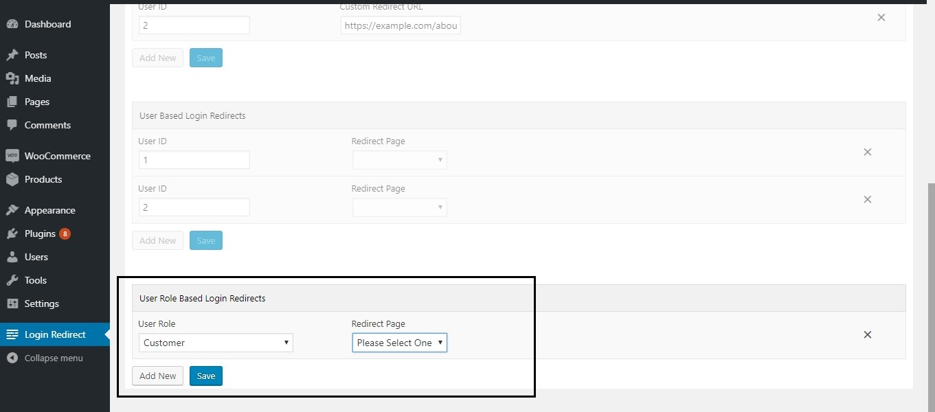 How to redirect users to another page after Login in WooCommerce - Plugin for Redirection after Login