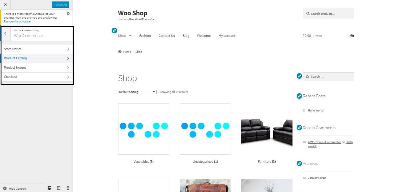 How to hide a WooCommerce product category on the Shop Page - WooCommerce Product Catalog