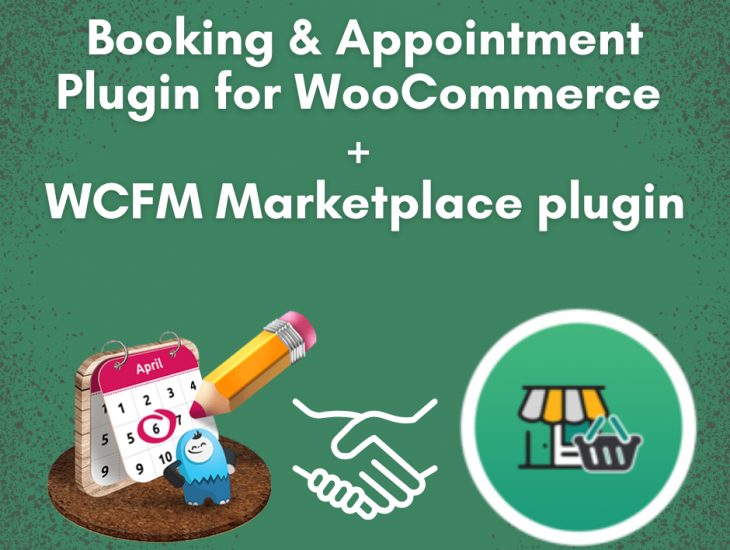 New WCFM Marketplace integration with the Booking and Appointment plugin tychesoftwares.com