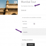 Tour Operators Addon for the WooCommerce Booking and Appointment Plugin   tychesoftwares.com