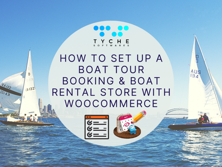 How to set up a boat tour booking boat, rental store booking using wordpress WooCommerce plugin