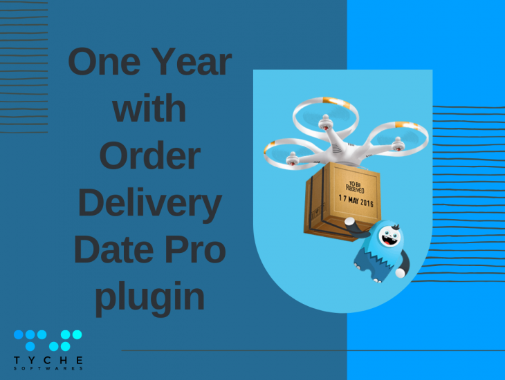 One year with Order Delivery Date Pro will transform your business